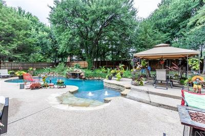 Tarrant County Single Family Home For Sale: 9709 Wagon Court