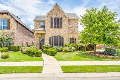 Aledo Single Family Home For Sale: 300 Post View Drive