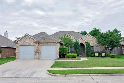 North Richland Hills Single Family Home For Sale: 9116 Trail Wood Drive