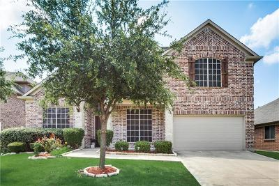 Little Elm Single Family Home For Sale: 2412 Lakebend Drive