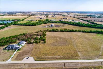 Denton County Farm & Ranch For Sale: Lot 3 Palomino Court