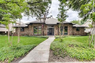 Single Family Home For Sale: 12307 Rockland Drive