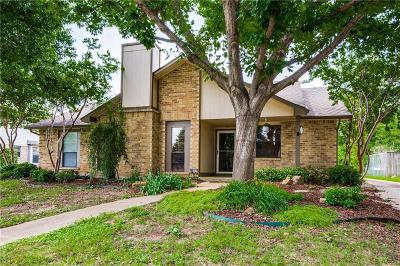Flower Mound Single Family Home For Sale: 2817 Hamlett Lane