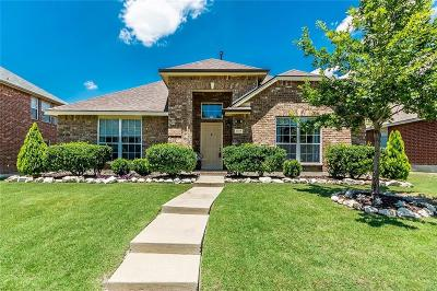 Allen Single Family Home For Sale: 1117 Shady Brook Drive