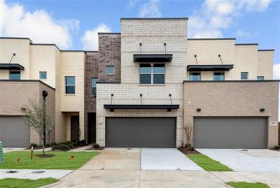 Allen Townhouse For Sale: 1075 Maverick Drive