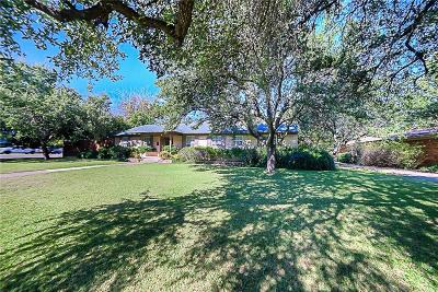Single Family Home For Sale: 6007 Del Roy Drive