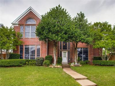 Allen Single Family Home For Sale: 417 Fountain Gate Drive