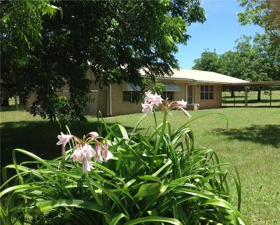 Montague County Single Family Home For Sale: 119 Boone Street
