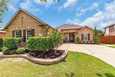 Allen Single Family Home Active Option Contract: 1567 Sweetbriar Drive