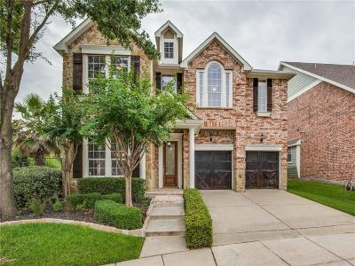 Euless Single Family Home Active Option Contract: 2203 Bear Lake Drive