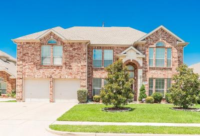 Grand Prairie Single Family Home For Sale: 2844 Conrad Lane