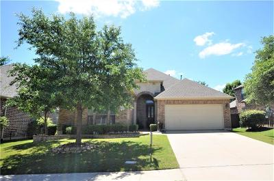 Mckinney Single Family Home For Sale: 1804 Canyon Wren Drive