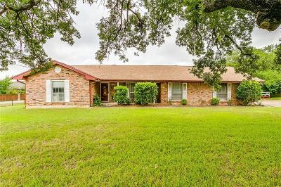 Tarrant County Single Family Home For Sale: 122 Corral Drive