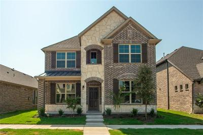 Little Elm Single Family Home For Sale: 2053 Barx Drive