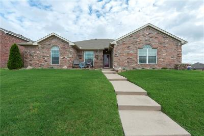 Weatherford Single Family Home For Sale: 1639 Serenity Lane