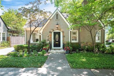 Dallas County Single Family Home For Sale: 5402 Ridgedale Avenue