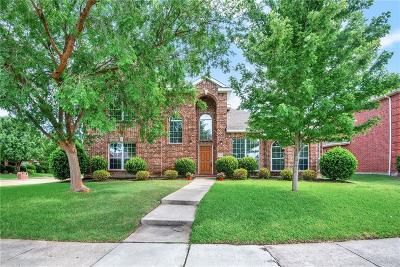 Allen Single Family Home Active Option Contract: 1405 Kingsley Drive