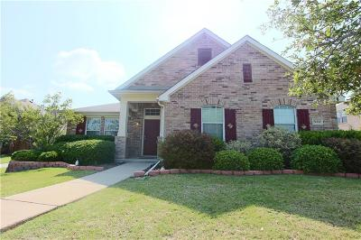 North Richland Hills Single Family Home For Sale: 5604 Sawgrass Court