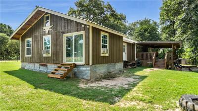 Canton Single Family Home Active Option Contract: 655 Vz County Road 4124
