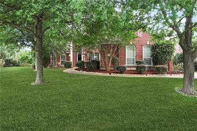 Southlake Single Family Home For Sale: 406 Parkwood Court
