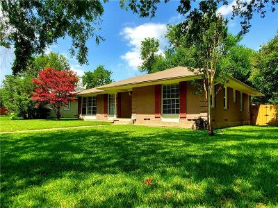 Single Family Home For Sale: 9750 Mixon Drive