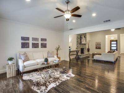 Dallas Single Family Home For Sale: 9401 Moss Farm Lane