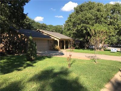 Azle Single Family Home For Sale: 1105 Wood Ridge Drive