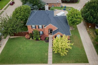 Allen Single Family Home For Sale: 1401 Rivercrest Boulevard