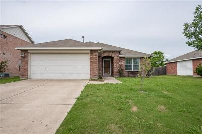 Forney Single Family Home Active Option Contract: 114 Independence Trail