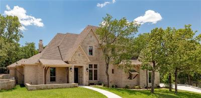 Keller Single Family Home For Sale: 3016 Rolling Wood Lane