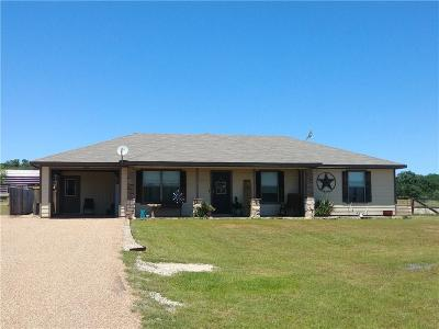 Weatherford Single Family Home Active Contingent: 219 Oakley Circle