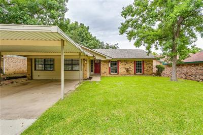 Watauga Single Family Home For Sale: 6557 Starnes Road