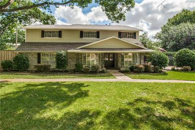Richardson Single Family Home For Sale: 318 Lawndale Drive