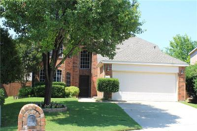 McKinney Single Family Home For Sale: 8604 Harmony Drive