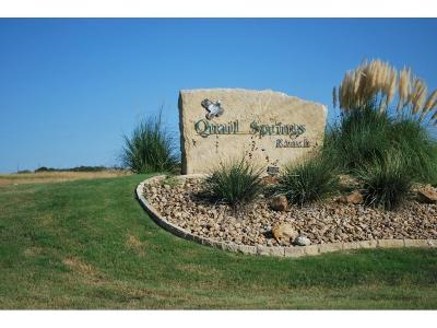 Weatherford Residential Lots & Land For Sale: 0000 Falcon Drive