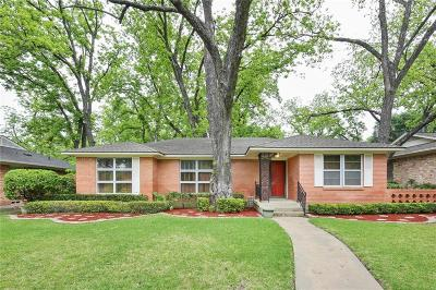 Single Family Home For Sale: 9809 Chiswell Road
