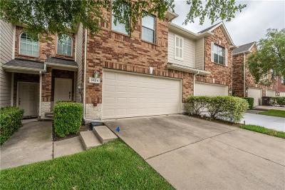 Denton County Townhouse For Sale: 3424 Belladonna Drive