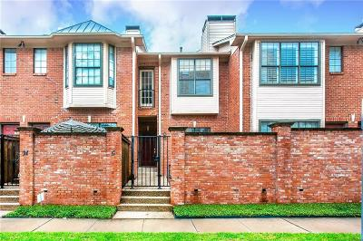 University Park Townhouse For Sale: 3400 Normandy Avenue #G
