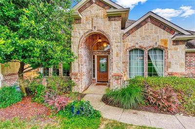 Aledo Single Family Home For Sale: 420 Valley View Court