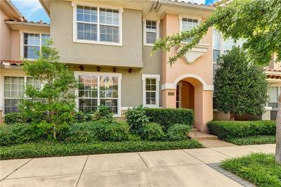 Irving Townhouse For Sale: 6823 Deseo