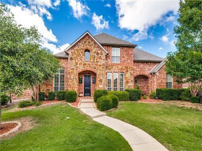 Frisco Single Family Home For Sale: 1344 Sunland Park Drive