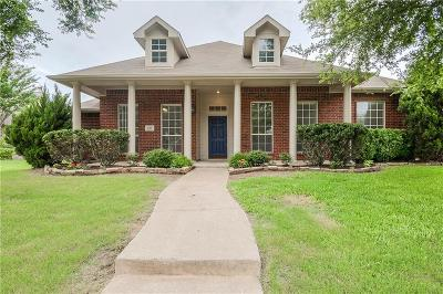 Allen Single Family Home Active Option Contract: 1709 Leander Court
