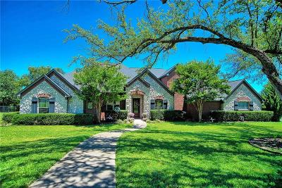 Weatherford Single Family Home For Sale: 105 Autumn Springs Court
