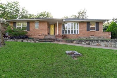 Single Family Home For Sale: 3825 Holliday Road
