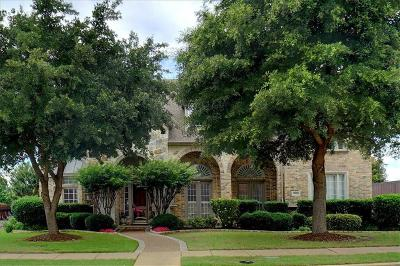 Frisco Single Family Home For Sale: 10733 Breezewood Drive