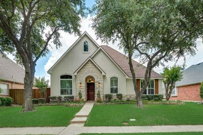 Allen Single Family Home Active Option Contract: 1440 Rogers Court