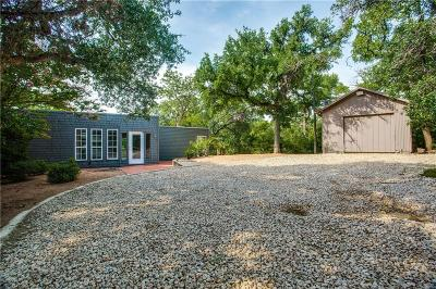 Fort Worth Single Family Home For Sale: 8220 Shoreview Drive