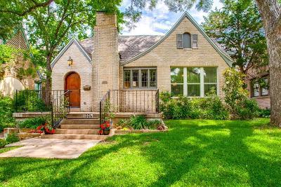 Dallas County Single Family Home For Sale: 1006 Cordova Street