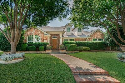 Allen Single Family Home For Sale: 1323 Chimney Rock Drive