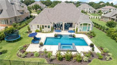 Southlake Single Family Home Active Option Contract: 909 Hampton Manor Way